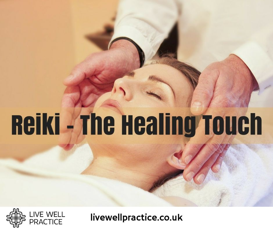 Reiki treatments - the healing touch