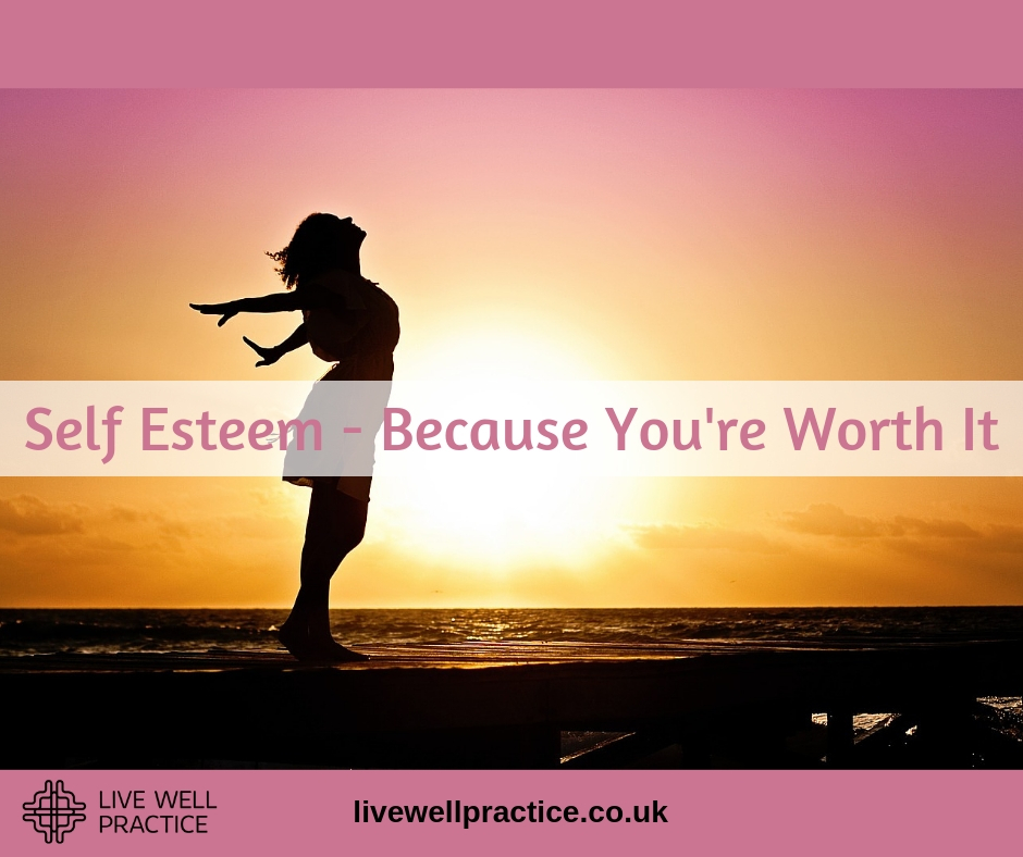 Self Esteem - Because You're Worth It lwp