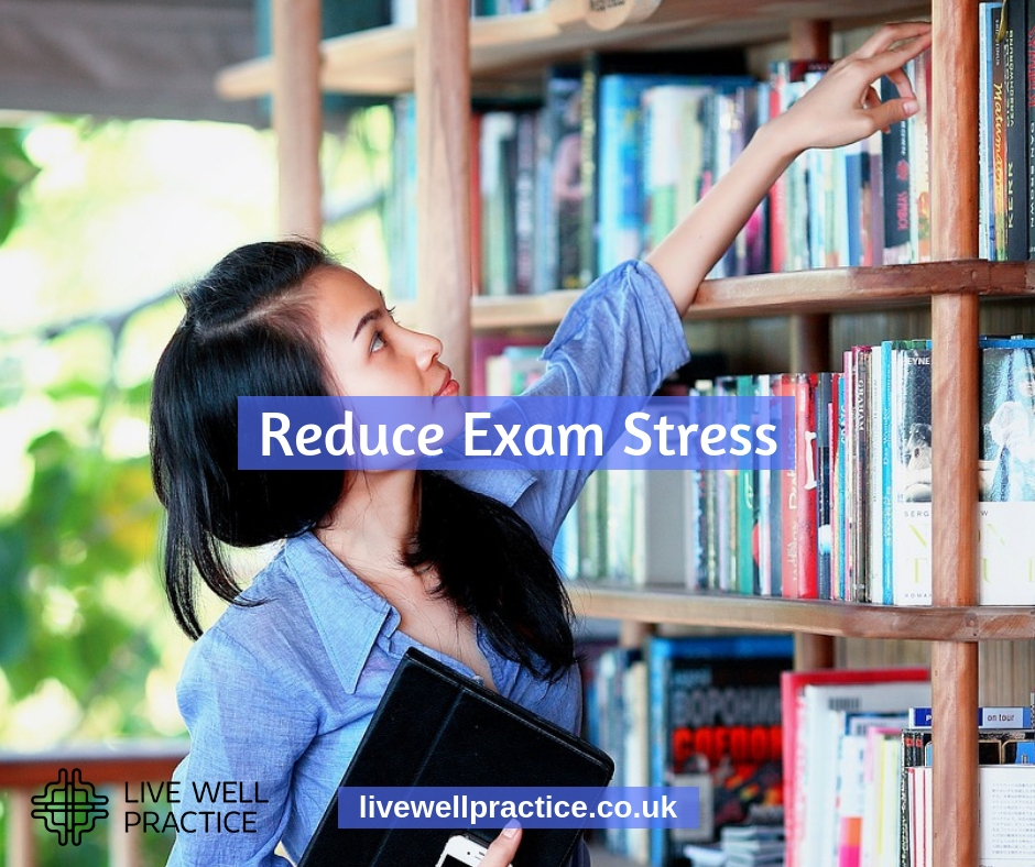 reduce exam stress