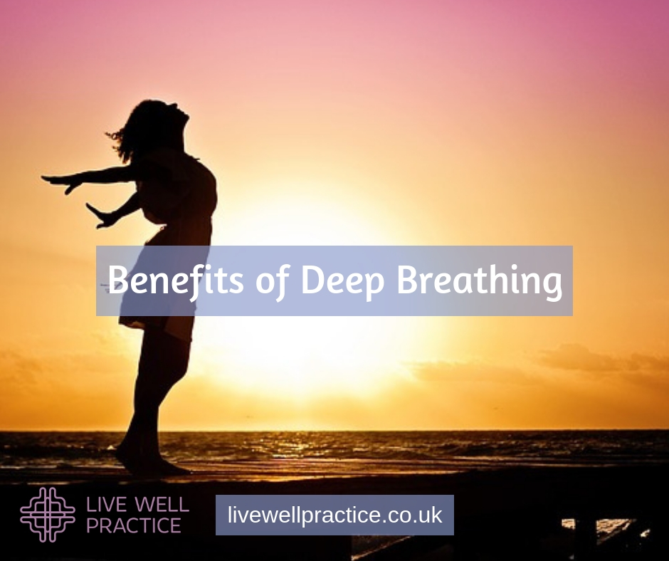 benefits of deep breathing