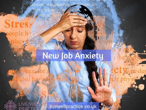 new job anxiety