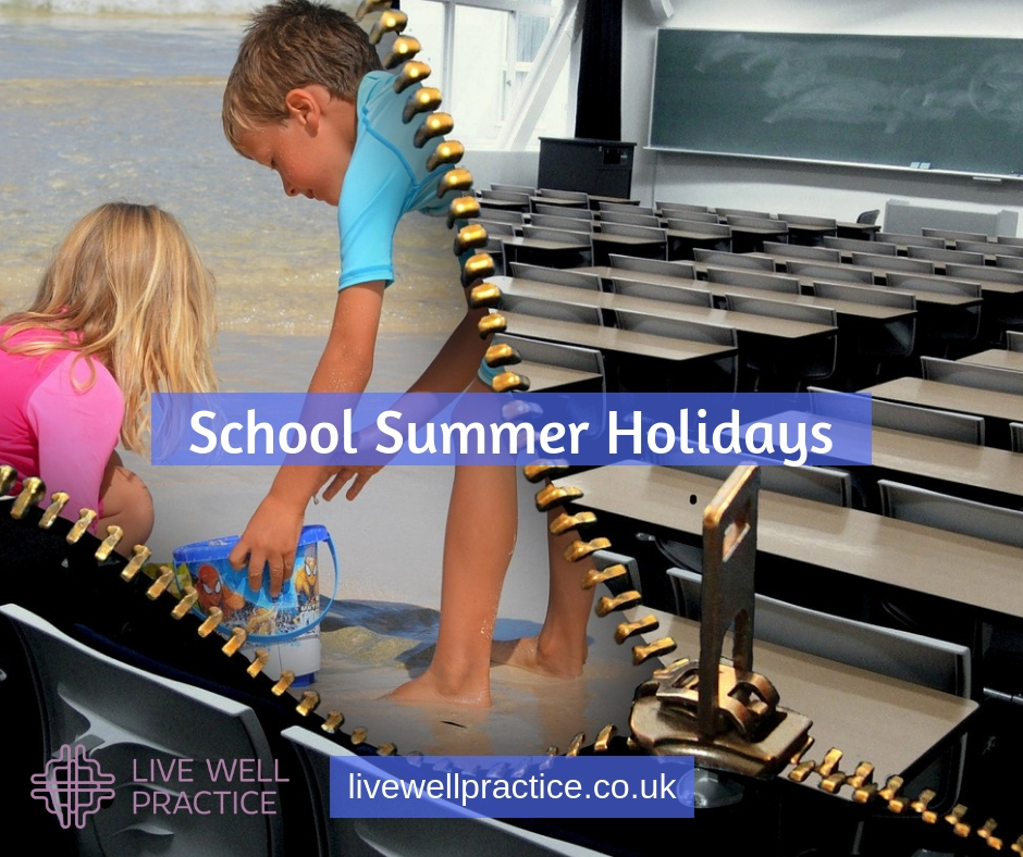 school summer holidays