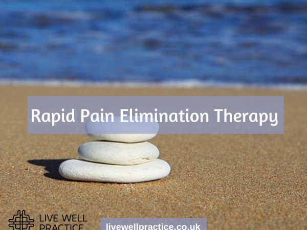 rapid pain elimination