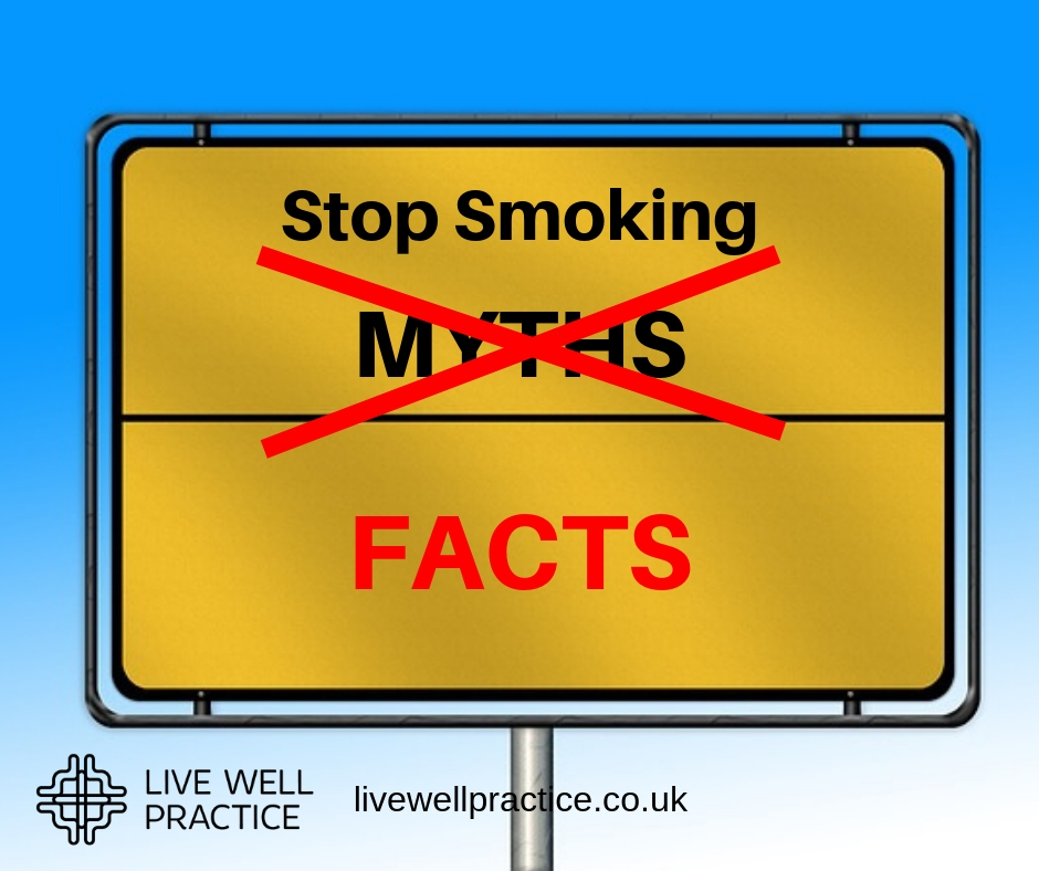 stop smoking myths