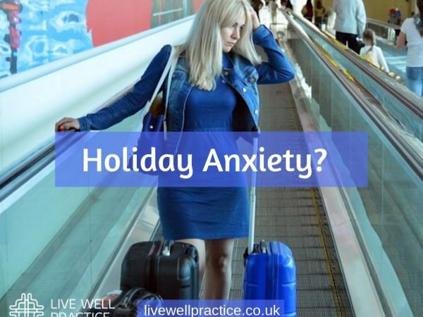 holiday anxiety