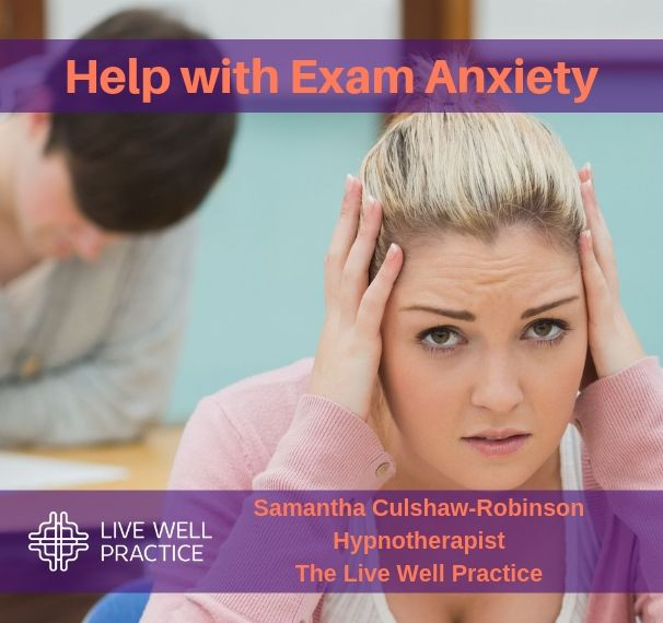 Help with Exam Anxiety Hypnosis MP3