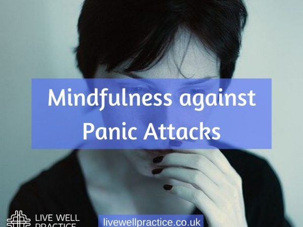 mindfulness for a panic attack