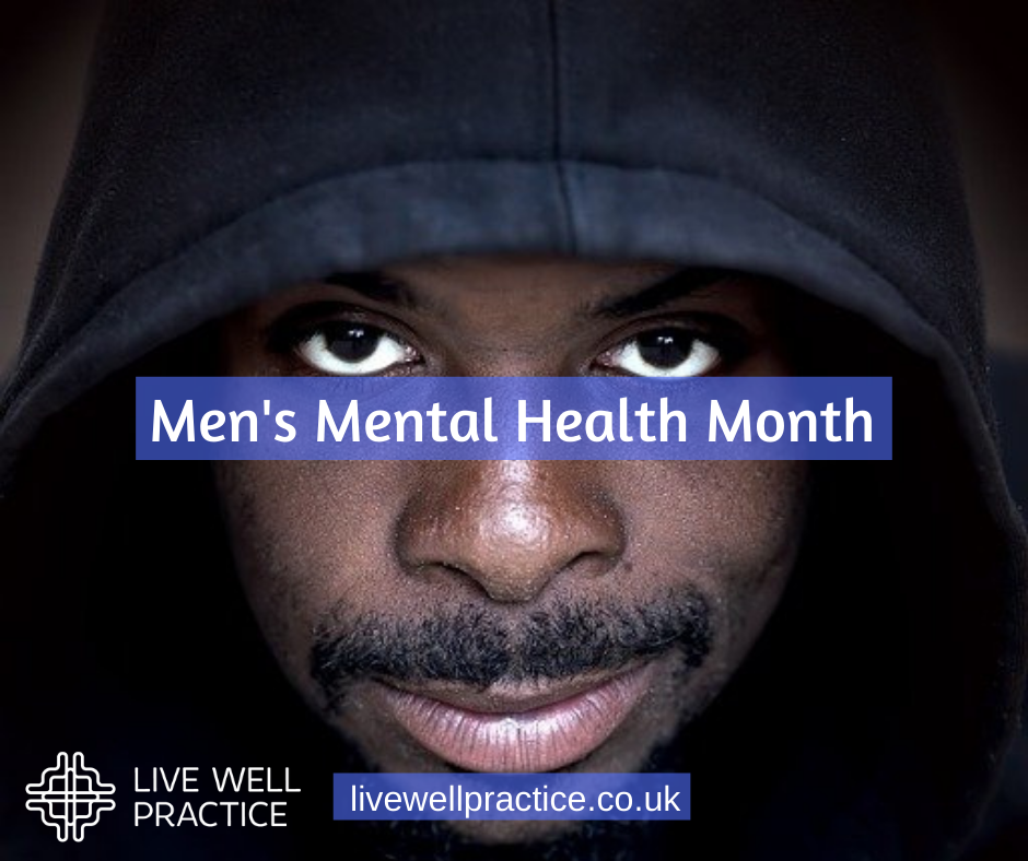 men's mental health month