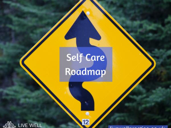 self care roadmap lockdown